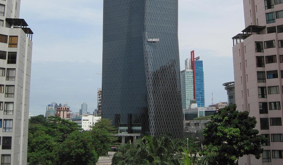 Bakrie Tower (2)