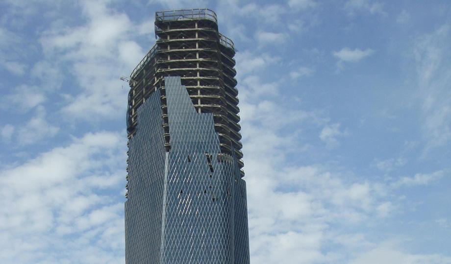 Bakrie Tower (1)