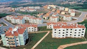 1999 - Жилые строения с защитой от землетрясения