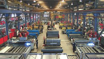 2012 - Высокая производительность - широкий профиль продукции